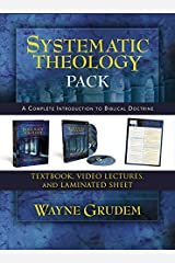 Systematic Theology Pack: A Complete Introduction to Biblical Doctrine Hardcover
