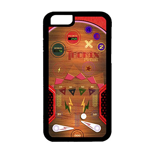 Apple iPhone 6 Plus 6s Plus Hybrid Case By InfoposUSA Pinball Machine