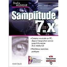 Samplitude 7.X studio musique