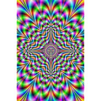 Studio B Psychodelic Pulse Poster