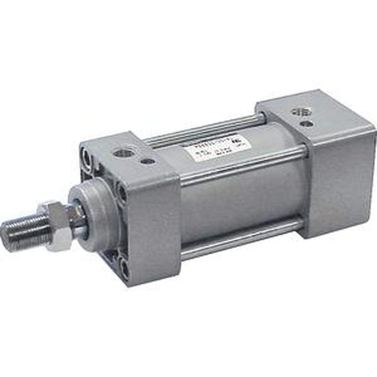 Pack of 2 SMC MB2611-01-1 Manifold blk,Non-Plug 1//8