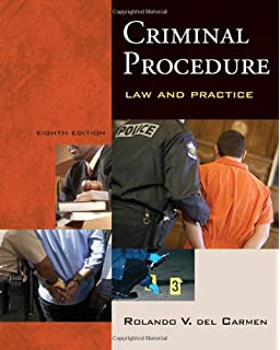 Criminal Procedure: Law and Practice (Criminal Justice)