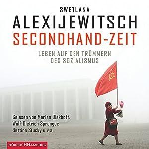 Secondhand-Zeit Hörbuch