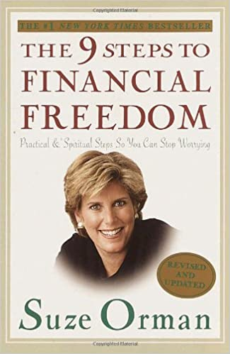 Printables Suze Orman Worksheets the 9 steps to financial freedom practical and spiritual so you can stop worrying suze orman 9780609801864 amazon com