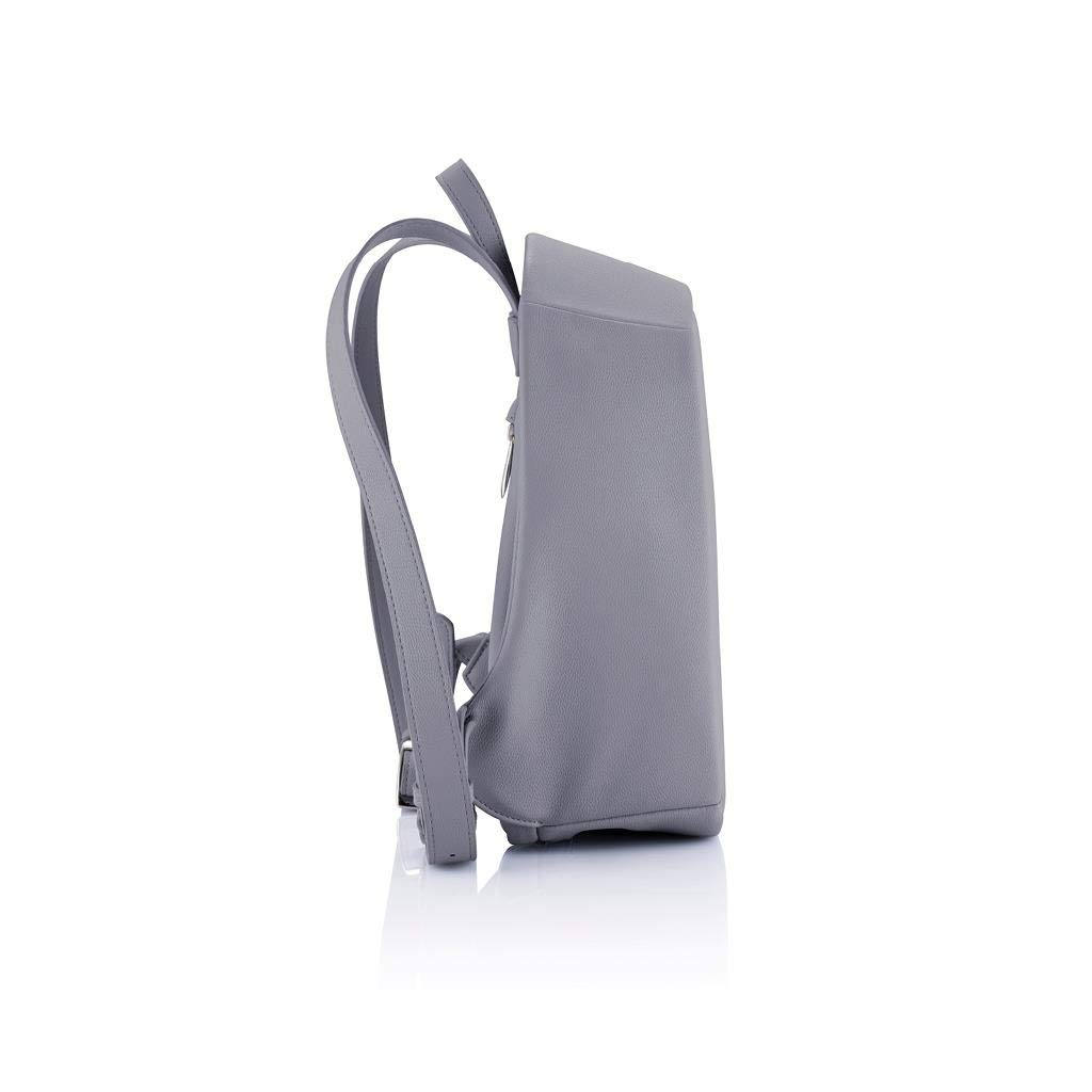 XD Design Bobby Elle Zaino Anti Taccheggio Blu Chiaro Borsa da donna