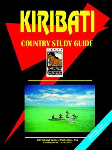 Kiribati Country Study Guide