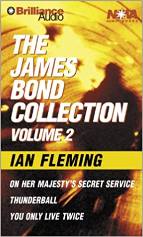 Amazon com: James Bond Collection 2: Thunderball, On Her Majesty's