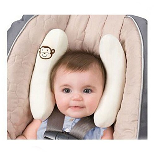 Zims Head - ProKoe Pillow Neck Support Comfortable Car Seat Accessory for Infants, Babies, Kids