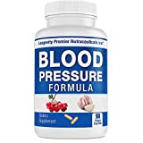Best Blood Pressure Supplements - Longevity Blood Pressure Formula - Clinically formulated Review