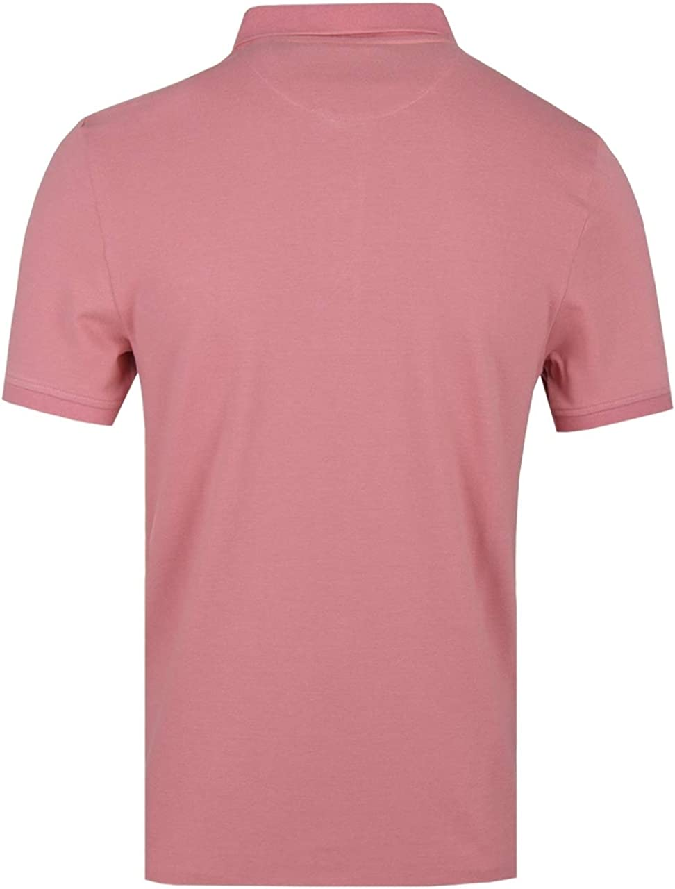 Lyle and Scott - Plain Polo, Pink Shadow Pink Shadow