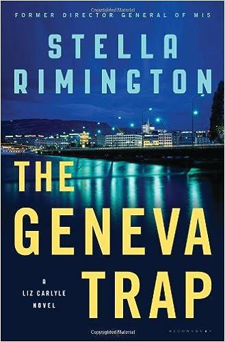 The Geneva Trap (Liz Carlyle Novels)