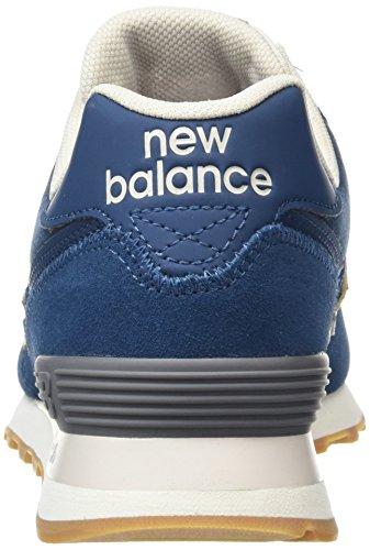 New Balance Herren ML574O, Sneaker, Blau (Blue/ML574OUB)