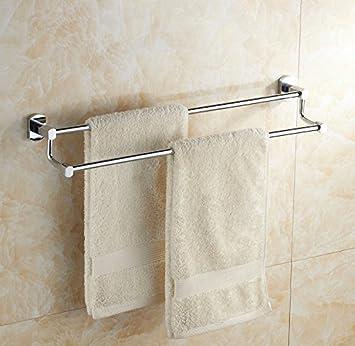 Handtuchhalter Für Bad ehtf handtuchhalter bad wand handtuchstange edelstahl badetuchhalter