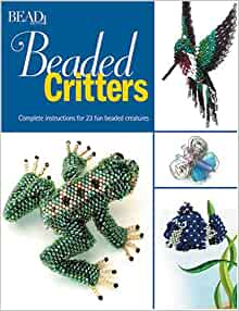 beaded critters bead amp button books 9780890244654