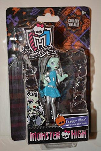 "Frankie Stein - Monster High 3.5"" scary cute Howl-oween figure"