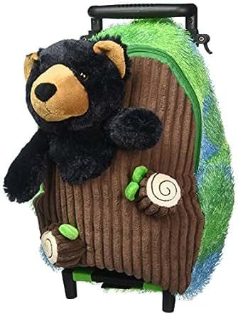 Amazon.com: Kreative Kids Adorable Black Bear Plush
