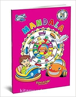 Mandala Boyama Seti 4 Kitap 9789752742932 Amazoncom Books