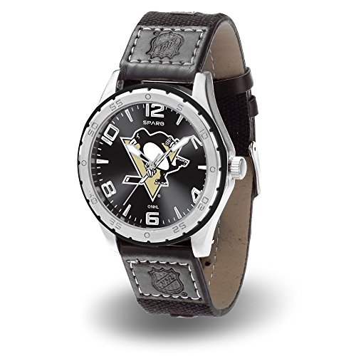 Pittsburgh Penguins Watch - Sparo Pittsburgh Penguins Men's Gambit Watch