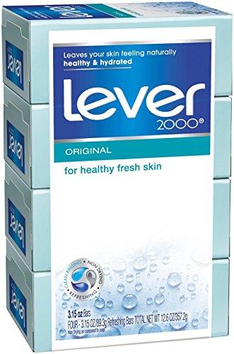 Price comparison product image Lever Original 2000 Bar Soap, 3.15 Ounce