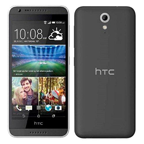 - HTC Desire 620G Dual Sim 8GB (GSM Only, No CDMA) Factory Unlocked 3G Smartphone - (Grey) - International Version