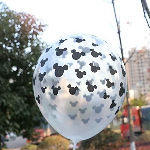 DYHM Globos Los niños con balón de látex Decorativo Globos ...