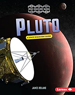Book Cover: Pluto: A Space Discovery Guide