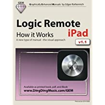 Logic Remote (iPad) - How it Works: A new type of manual - the visual approach