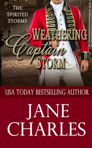 book cover of Weathering Captain Storm