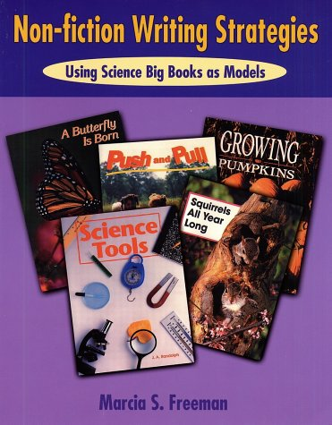 Read Online Non-Fiction Writing Strategies: Using Science Big Books As Models PDF