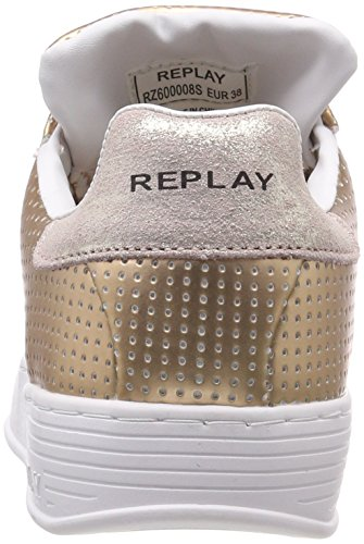 Replay Damen Lowa Sneaker Pink (Copper)