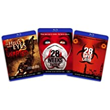 Blu-ray Horror Bundle (The Hills Have Eyes 2 / 28 Weeks Later / 28 Days Later) -