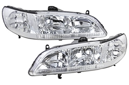 02 honda accord coupe headlights - 8