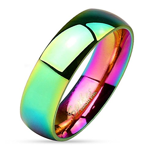 Bungsa® Regenbogen Ring