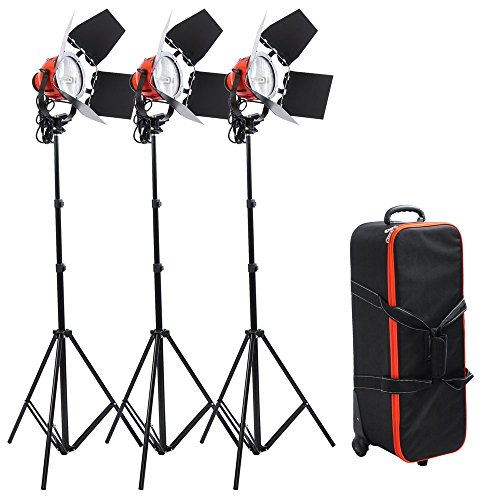 continuous-light-kit-with-rolling-case-3x-800w-dimmable-red-head-lights