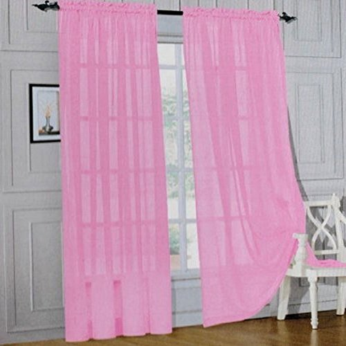 light-pink-voile-sheer-panel-drape-curtain-for-your-window-fully-stitched-and-hemmed-55x63