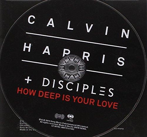 Calvin Harris - How Deep Is Your Love (CDS) - Zortam Music