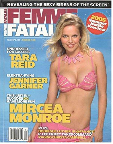 Download Femme Fatales Magazine March April 2006,Tara Reid pdf