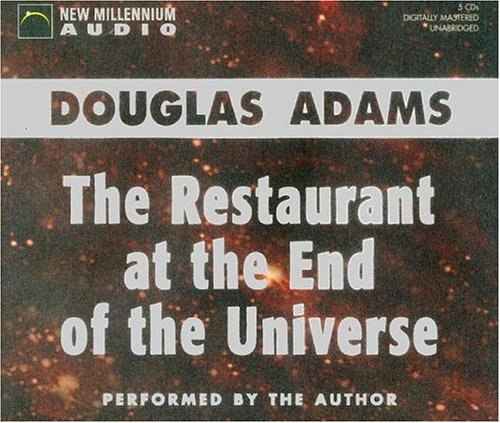 The Restaurant at the End of the Universe (Hitchhiker's Trilogy (Prebound)) Millennium Restaurant
