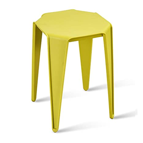 Super Amazon Com Ailj Modern Minimalist Fashion Blue Stool Home Inzonedesignstudio Interior Chair Design Inzonedesignstudiocom