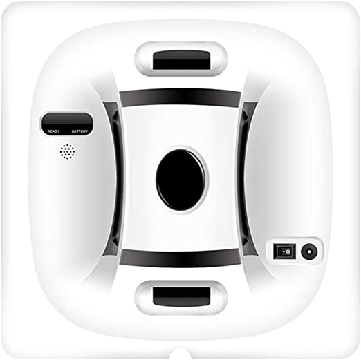 XYZLEO Robot de Limpieza Inteligente de Ventanas Aspirador Robot Aspirador magnético Control Remoto de caídas Auto Lavado de Vidrio 3 Modos de Trabajo, Blanco: Amazon.es: Hogar