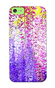 Graceyou Sanp On Case Cover Protector For ipod touch4 (nature Flowers Blossoms Colors Trees ) For Christmas Day's Gift