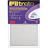 14x20x1, Filtrete Ultra Allergen Reduction Furance Filter Air Filter, MERV 11, by 3m