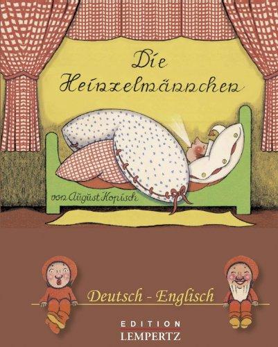 Die Heinzelmännchen deutsch-englisch (German Edition)