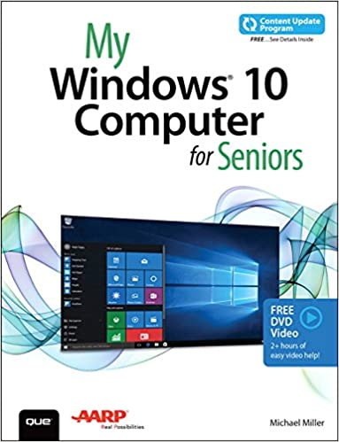 Amazon com: My Windows 10 Computer for Seniors (includes