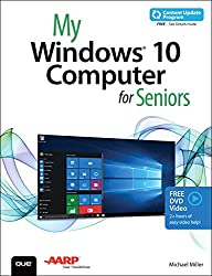 My Windows 10 Computer for Seniors (includes Video and Content Update Program)