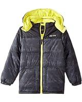 iXtreme Big Boys' Puffer Coat In Digi Print