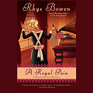 A Royal Pain Audiobook