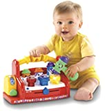 Fisher-Price Laugh & Learn Learning Toolbench