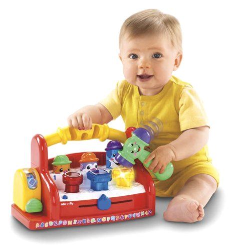 Fisher-Price Laugh & Learning Toolbench by Fisher-Price (Image #3)