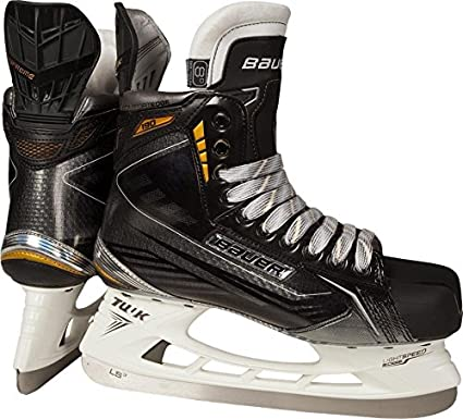 af055d0db19 Amazon.com   Bauer Supreme 190 Junior Ice Hockey Skates